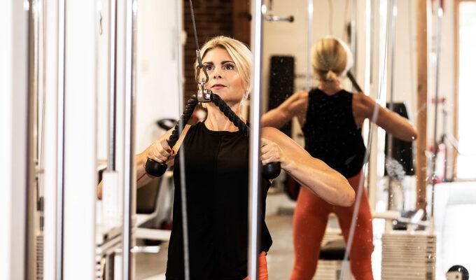 styrketräning för längdskidåkning