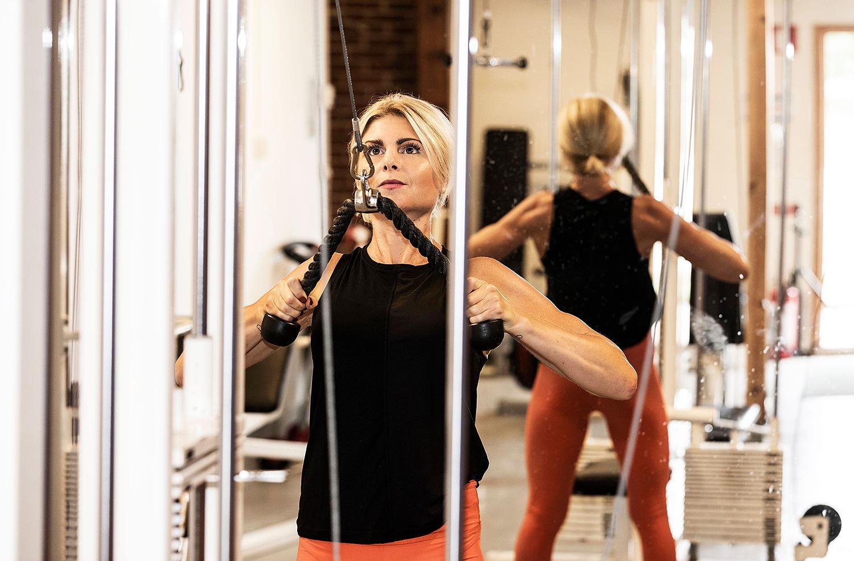 styrketräning med rep