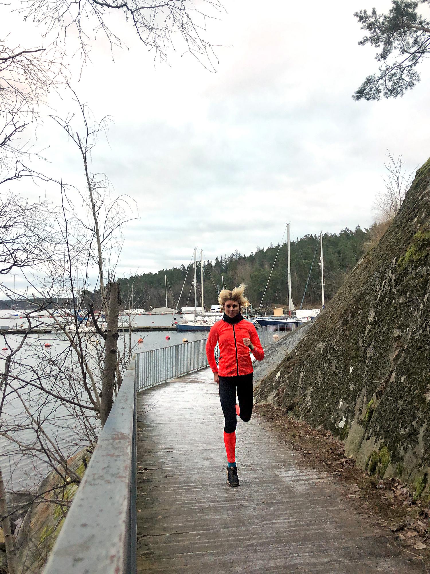 motivation till löpning